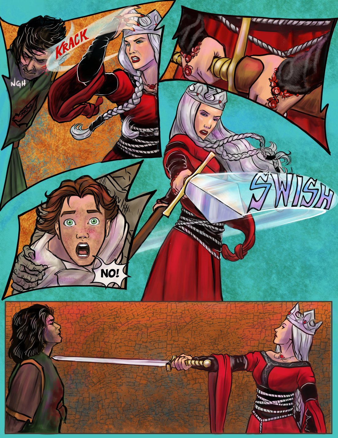 Chapter Five: Page Twenty