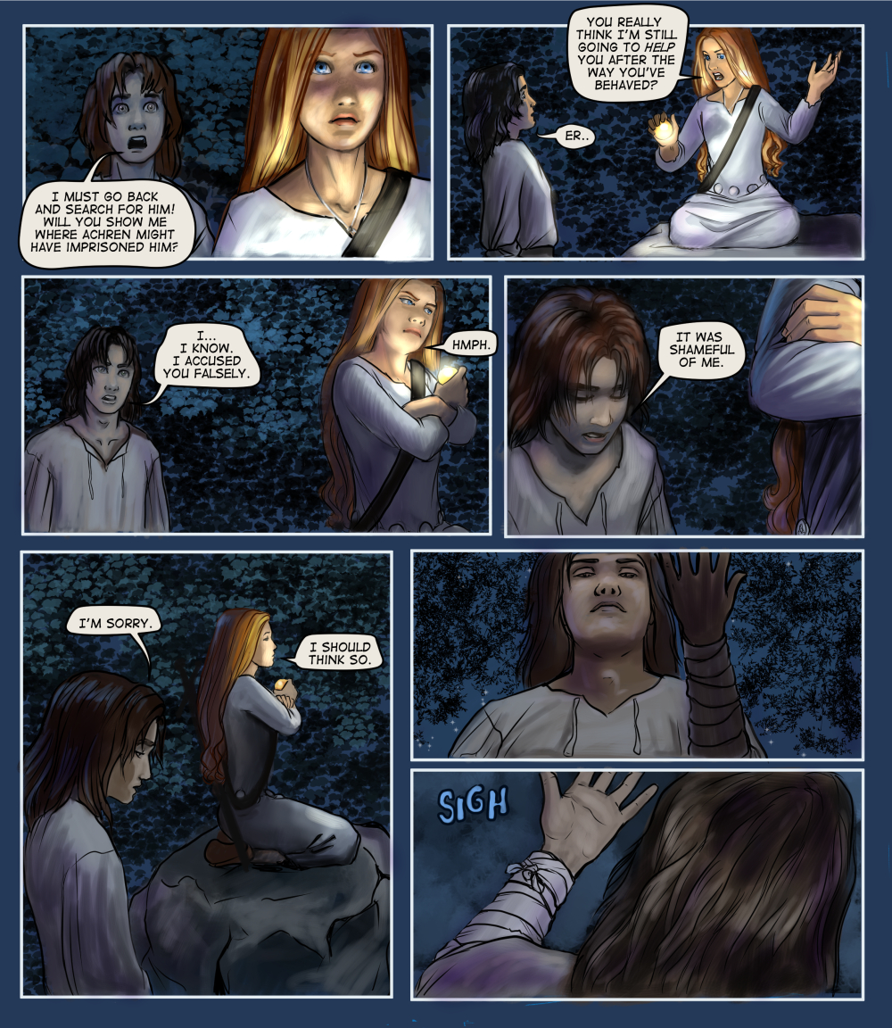 Chapter Nine: Page Five