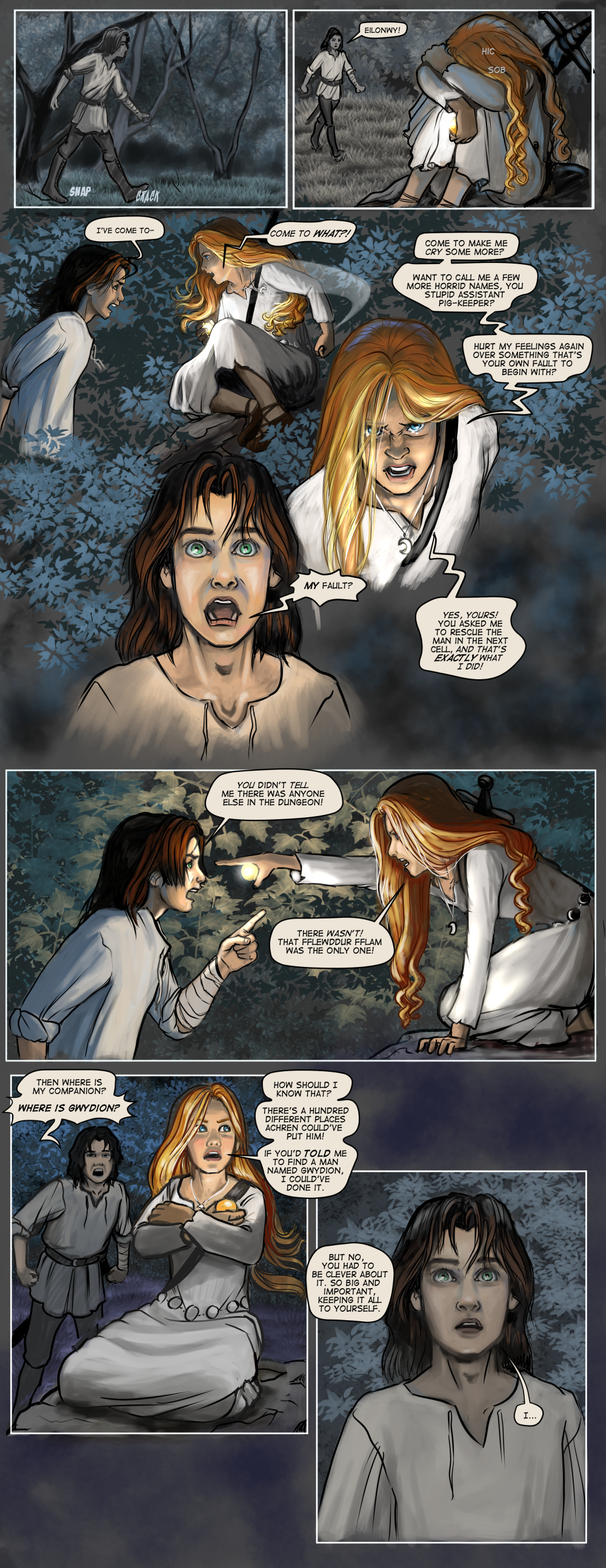 Chapter Nine: Page Four