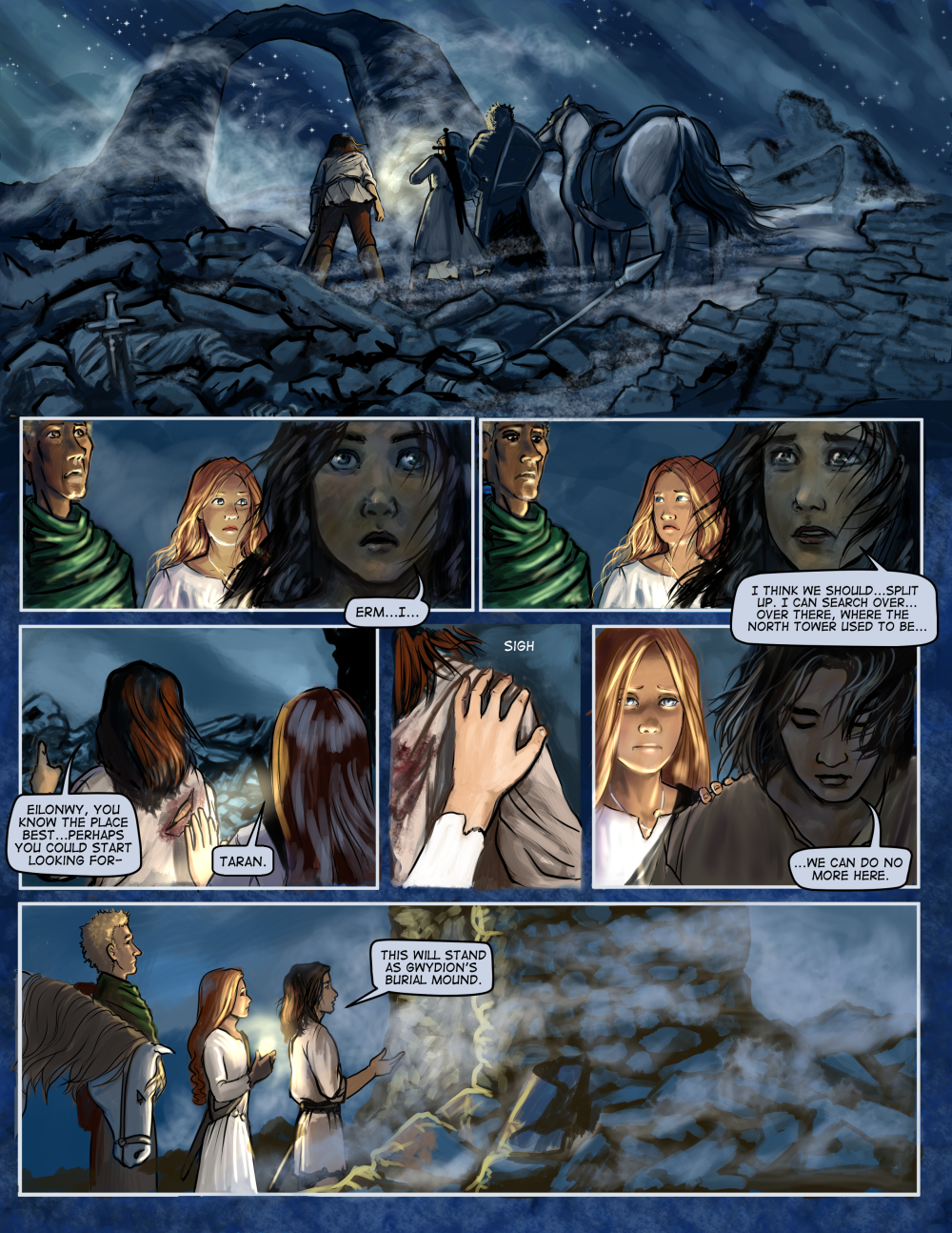 Chapter Nine: page Eight