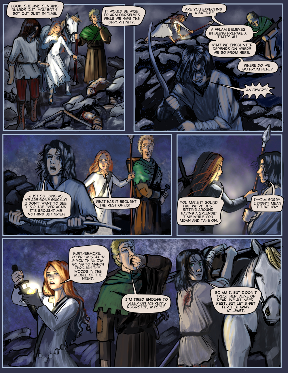 Chapter Nine: page nine